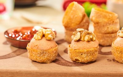 Snack van vega paté