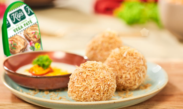 Vega paté met kokos