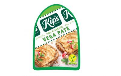 Veiligheidswaarschuwing KIPS Vegetarische Paté 125 gram
